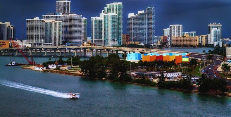 the city of Miami