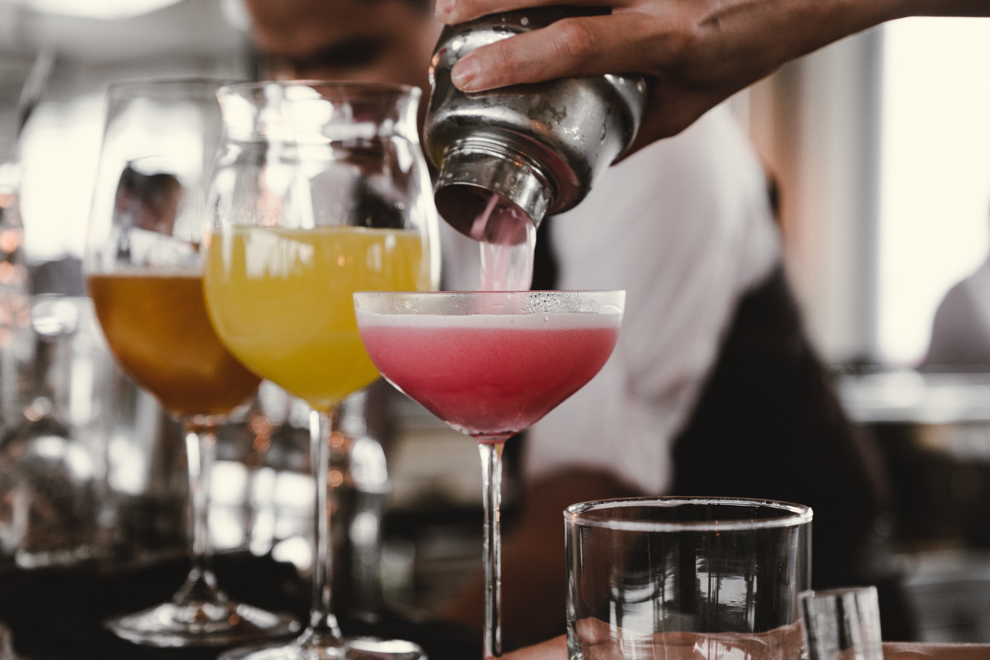 Want some good cocktails in Miami? Visit the Broken Shaker - a true gem of nightlife in Miami!