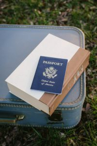 Before moving from Europe to the USA, you will need to obtain  the  - USA passport.