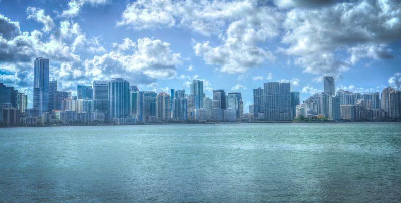 Coast of Miami