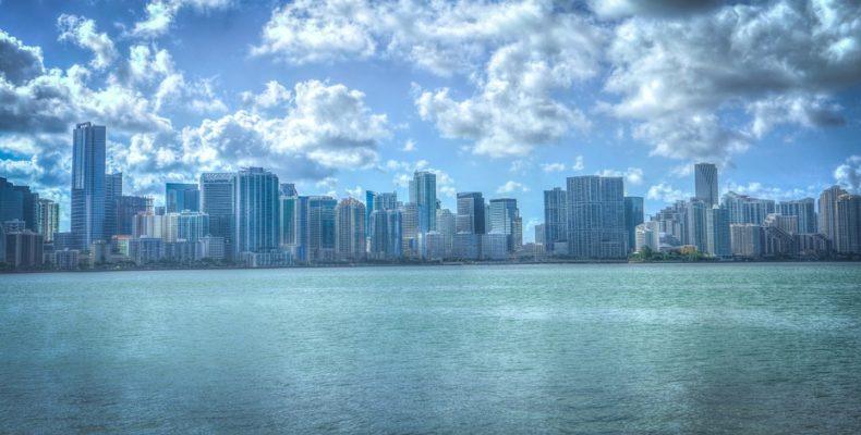 Coast of Miami