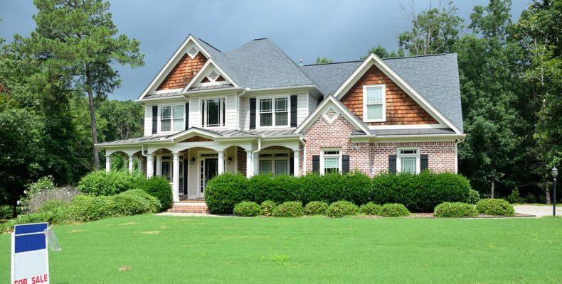 A family home.