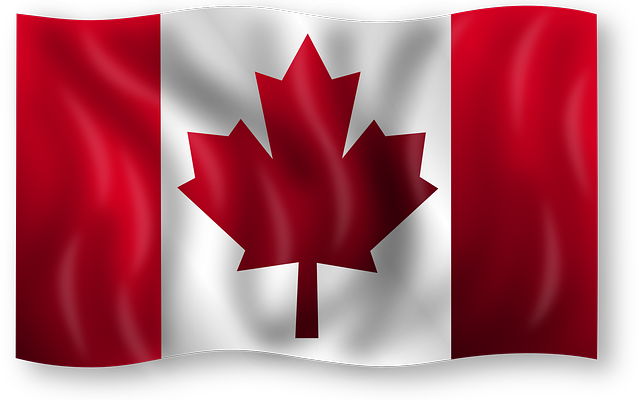 A Canada flag for Floridians adjusting to life in Canada