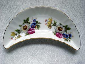 Old china bowl