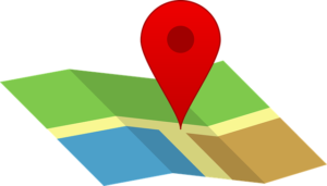 Location icon.