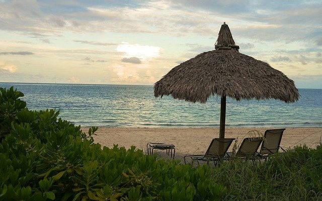 A perfect morning on the beach like this one is possible if you are moving to Miami for retirement.