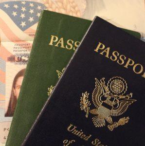 U.S. travel documents.