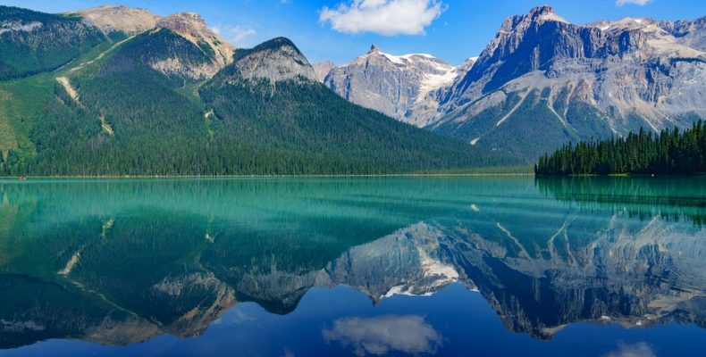 Moving from Florida to Canada will give you chance to marvel at the mountains.