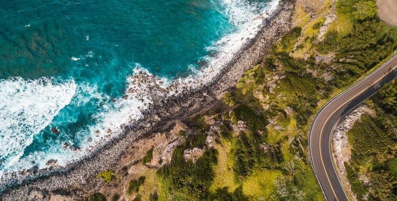 Lahaina - view from above