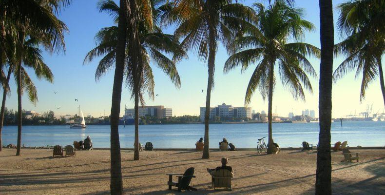 Miami, Florida, Ocean