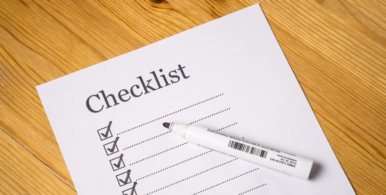 a chacklist because it is vital to create a moving checklist prior to your relocationl to cre