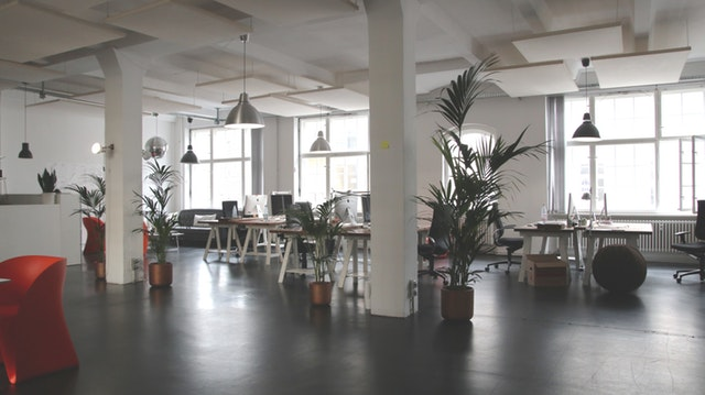 renting office space in Miami that is this big could cost you a lot of money