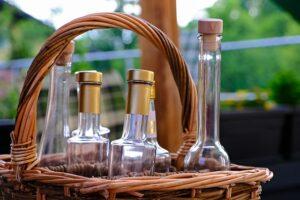 Bottles Basket