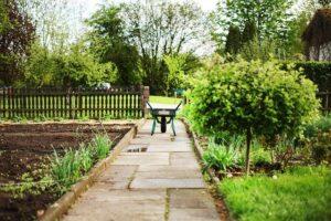 Garden Wheelbarrows - Easy DIY projects to prepare your garden for spring