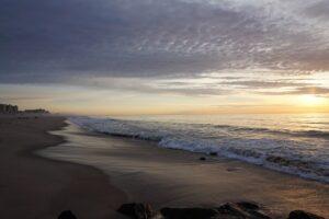 Beach in New Jersey.