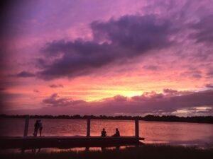 Beautiful Florida sky