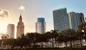Miami - Learn how to get used to weather conditions after moving from Dallas to Miami.