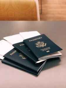 passports you need when moving to Saudi Arabia