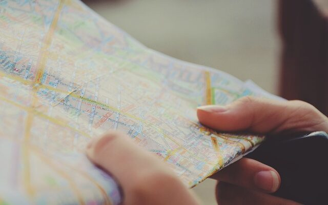 Map - Use it to plan a route for a Miami to Boise relocation.